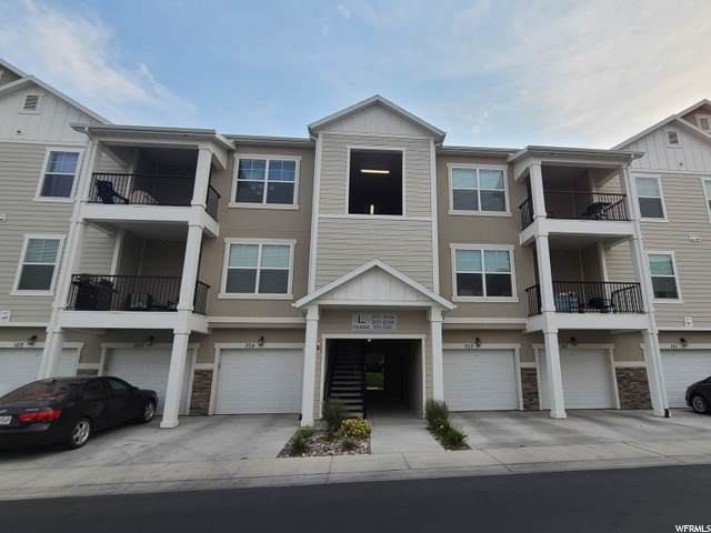 14492 S Quill Dr #302, Herriman, UT 84096 (#1696652) :: Doxey Real Estate Group