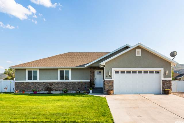 1176 E 2810 S, Heber City, UT 84032 (#1696702) :: Doxey Real Estate Group