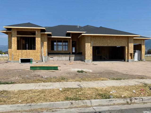 158 N Bonneville Ln, Kaysville, UT 84037 (#1696724) :: Bustos Real Estate   Keller Williams Utah Realtors