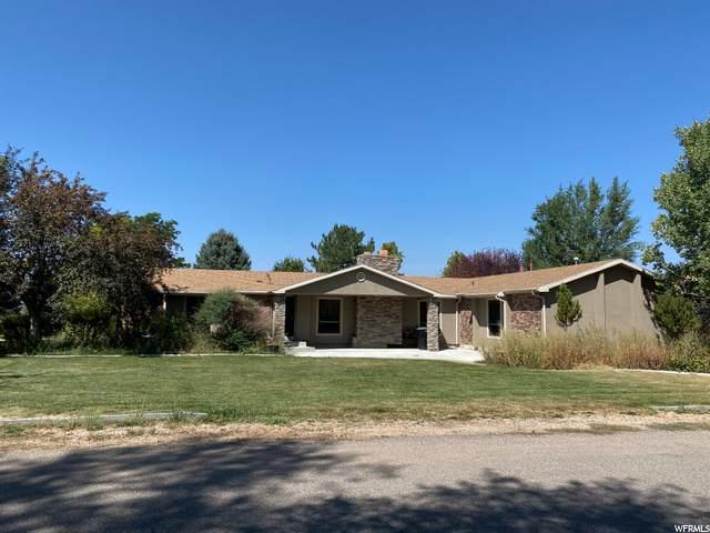 355 N 550 E, Ephraim, UT 84627 (MLS #1696726) :: Lookout Real Estate Group