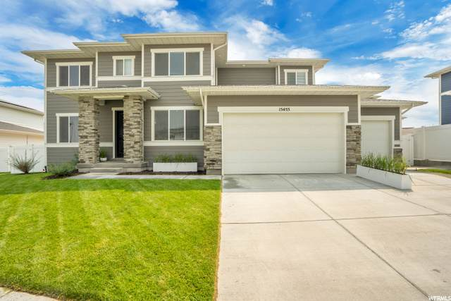 15455 S Revolutionary Way W, Bluffdale, UT 84065 (#1696748) :: goBE Realty