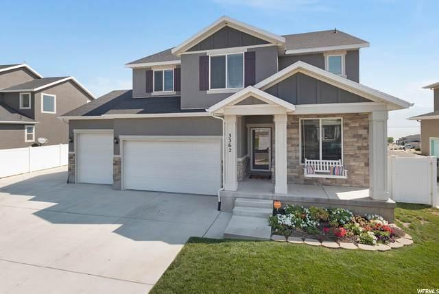 3362 S Swainson Ave, Saratoga Springs, UT 84045 (MLS #1696772) :: Lawson Real Estate Team - Engel & Völkers