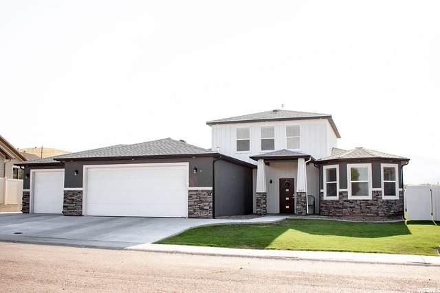1175 E 540 N, Beaver, UT 84713 (MLS #1696782) :: Lookout Real Estate Group