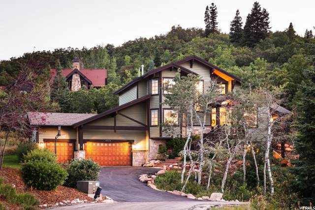 4204 W Moose Hollow Rd, Park City, UT 84098 (MLS #1696783) :: High Country Properties