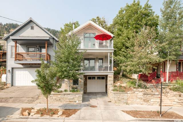 505 Park Ave, Park City, UT 84060 (#1696796) :: Doxey Real Estate Group