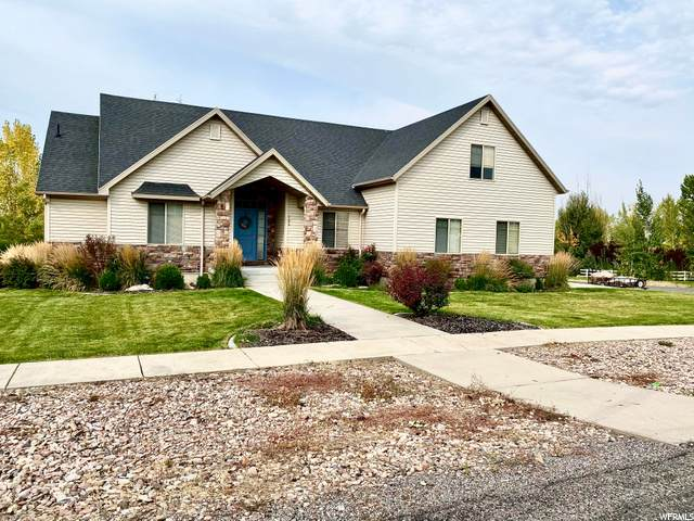 593 N 140 E, Millville, UT 84326 (#1696828) :: Big Key Real Estate