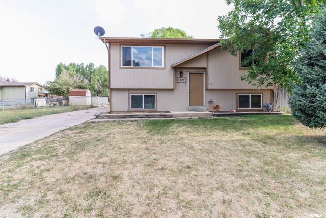 1307 W 50 S, Vernal, UT 84078 (#1696850) :: Colemere Realty Associates