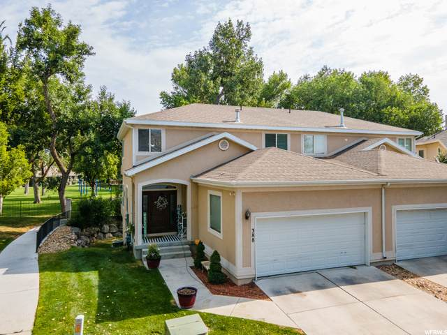 388 Bayside Dr, Saratoga Springs, UT 84045 (#1696880) :: Big Key Real Estate