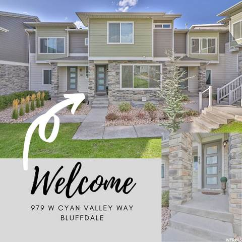 979 W Cyan Way S, Bluffdale, UT 84065 (#1696890) :: Doxey Real Estate Group
