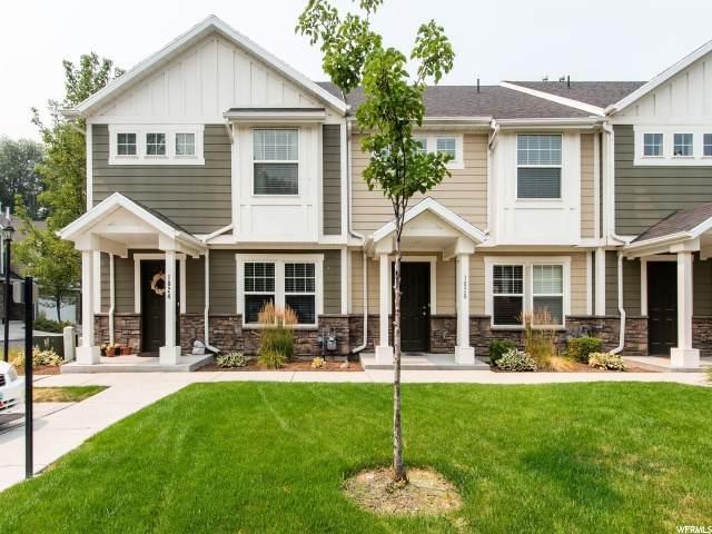 1024 S 270 W, Logan, UT 84321 (MLS #1696903) :: Lookout Real Estate Group