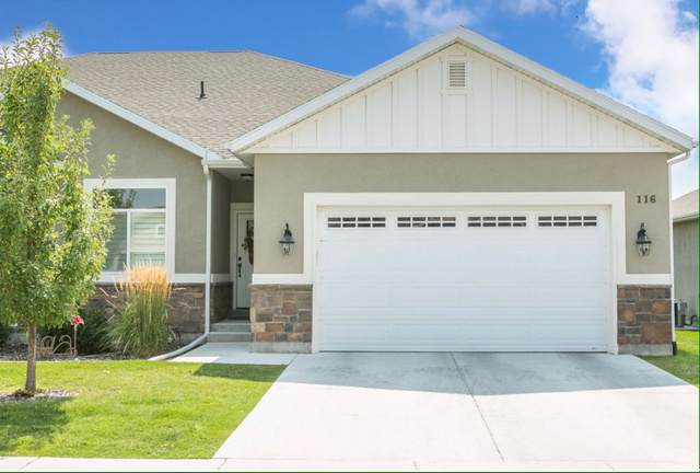 116 E 690 S, Smithfield, UT 84335 (MLS #1696918) :: Lookout Real Estate Group
