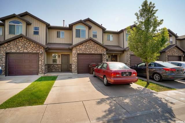 1143 W Lancelot Ln, Ogden, UT 84401 (MLS #1696940) :: Lookout Real Estate Group
