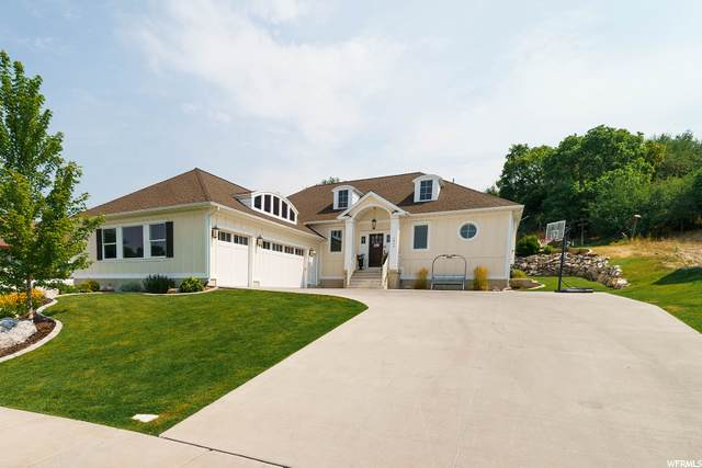 1850 N 1350 E, North Logan, UT 84341 (#1696946) :: Belknap Team