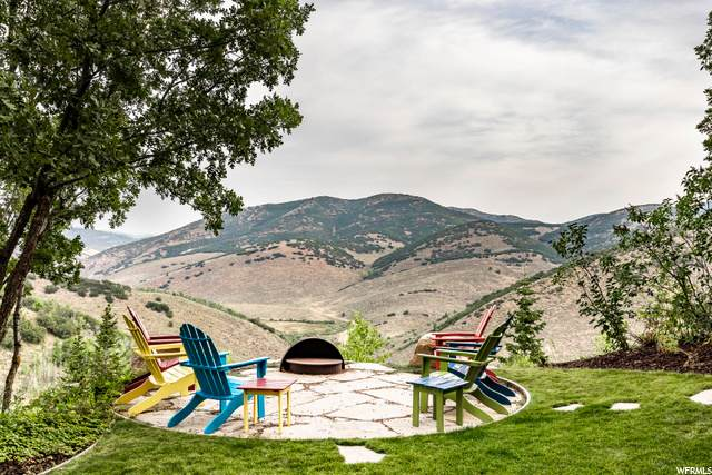 4036 W Moose Hollow Rd, Park City, UT 84098 (MLS #1696959) :: High Country Properties