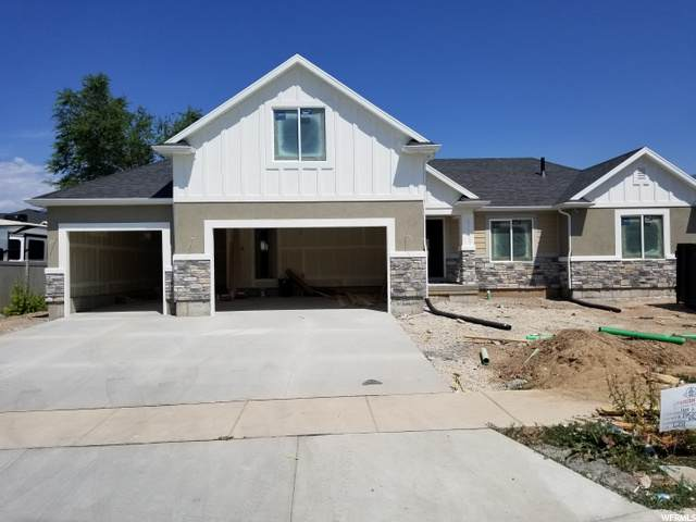 1101 S River Ridge Ln, Spanish Fork, UT 84660 (#1696994) :: Doxey Real Estate Group