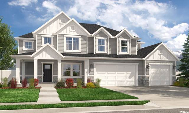 4479 N Summer View Dr #229, Lehi, UT 84043 (#1697011) :: Doxey Real Estate Group