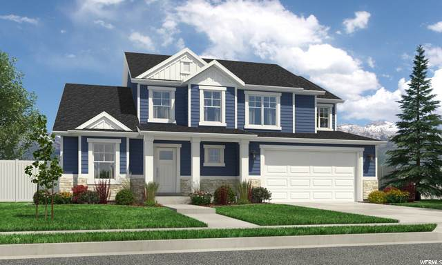 1436 W Summer View Dr #234, Lehi, UT 84043 (#1697020) :: Doxey Real Estate Group