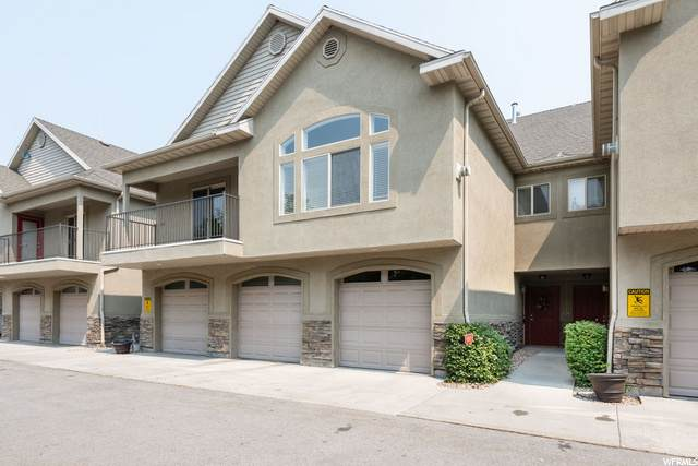 2725 S 700 E G, Salt Lake City, UT 84106 (#1697023) :: Utah Best Real Estate Team | Century 21 Everest