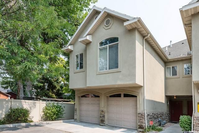 2725 S 700 E B, Salt Lake City, UT 84106 (#1697026) :: Utah Best Real Estate Team | Century 21 Everest