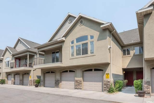 2725 S 700 E M, Salt Lake City, UT 84106 (#1697030) :: Big Key Real Estate
