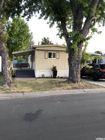248 E Jordan View Dr S #152, Sandy, UT 84070 (#1697050) :: Bustos Real Estate | Keller Williams Utah Realtors