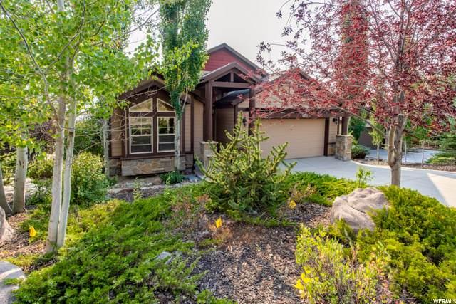 12519 Deer Mountain Blvd #25, Kamas, UT 84036 (MLS #1697060) :: High Country Properties