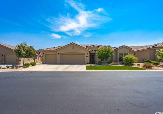 1569 W Bonita Bay Cir, St. George, UT 84790 (MLS #1697066) :: Lawson Real Estate Team - Engel & Völkers