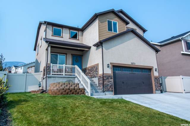 3273 S Cedar Grove Lane, Saratoga Springs, UT 84045 (#1697077) :: Powder Mountain Realty