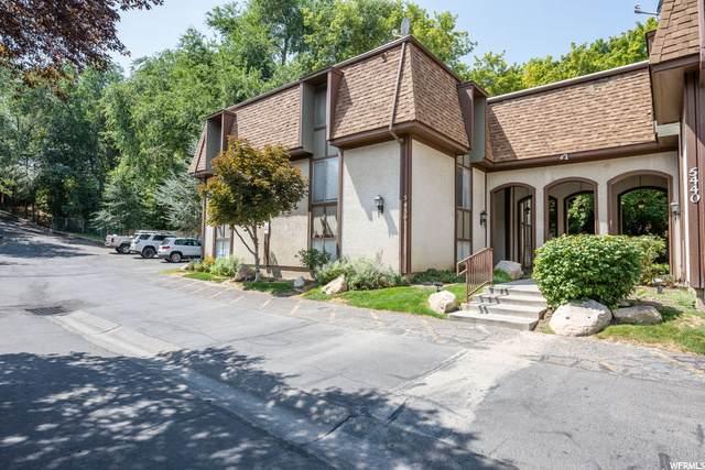 5450 S Willow Ln B, Murray, UT 84107 (#1697100) :: Big Key Real Estate