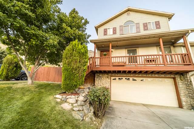 1498 N 150 E, Springville, UT 84663 (MLS #1697136) :: Lookout Real Estate Group