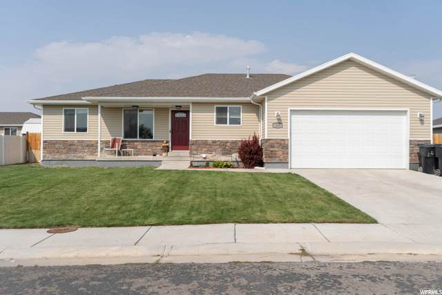 966 S 1350 W, Vernal, UT 84078 (#1697142) :: Big Key Real Estate