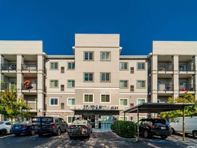 1134 E 3300 S #217, Salt Lake City, UT 84106 (#1697183) :: Bustos Real Estate | Keller Williams Utah Realtors
