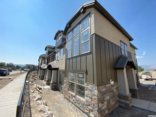 10342 S Beetdigger Blvd #110, Sandy, UT 84070 (MLS #1697273) :: Lookout Real Estate Group