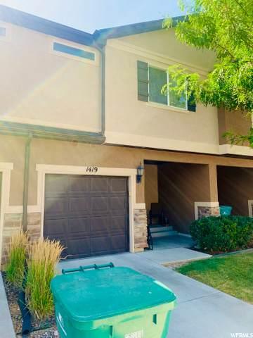 1419 N Seraphim Ln, Layton, UT 84041 (MLS #1697279) :: Lookout Real Estate Group