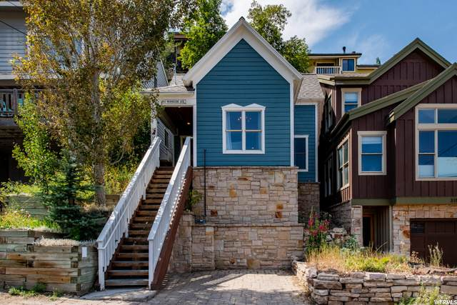311 Woodside Ave, Park City, UT 84060 (#1697299) :: Big Key Real Estate
