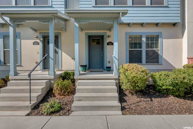 855 W Rontano Ct S, Midvale, UT 84047 (MLS #1697378) :: Lookout Real Estate Group
