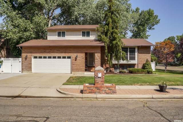 4223 S 600 W, Riverdale, UT 84405 (#1697403) :: Gurr Real Estate
