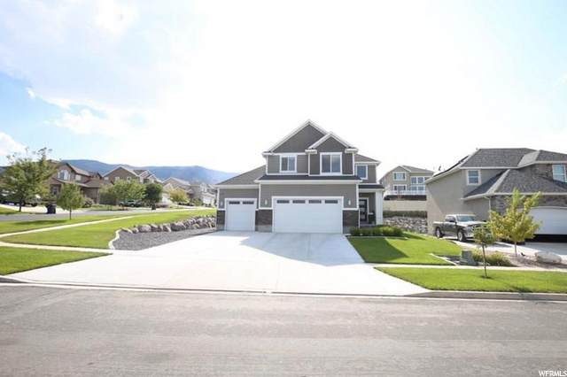 2907 S Island Fox Ln, Saratoga Springs, UT 84045 (#1697413) :: Utah Best Real Estate Team | Century 21 Everest