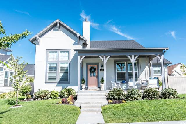 1982 W Orchard Harvest Dr, Kaysville, UT 84037 (#1697417) :: McKay Realty