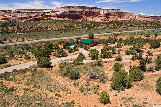 16 E Pioneer Dr, Moab, UT 84532 (#1697422) :: Red Sign Team
