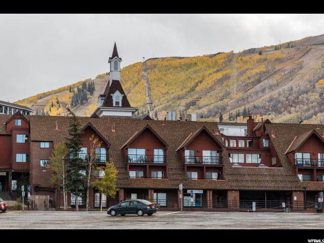 1385 Lowell Ave #221, Park City, UT 84060 (#1697424) :: Big Key Real Estate