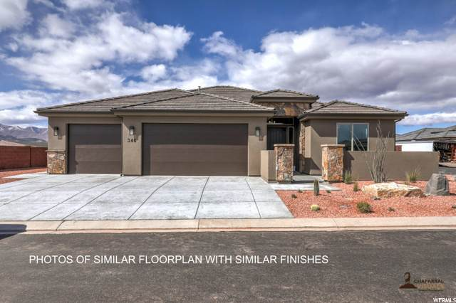 481 W Ocotillo Way #44, Ivins, UT 84738 (#1697431) :: Belknap Team