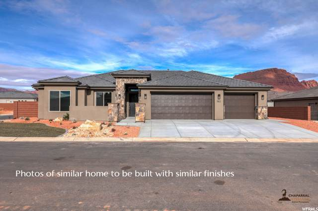 537 W Ocotillo Way #11, Ivins, UT 84738 (#1697432) :: Doxey Real Estate Group