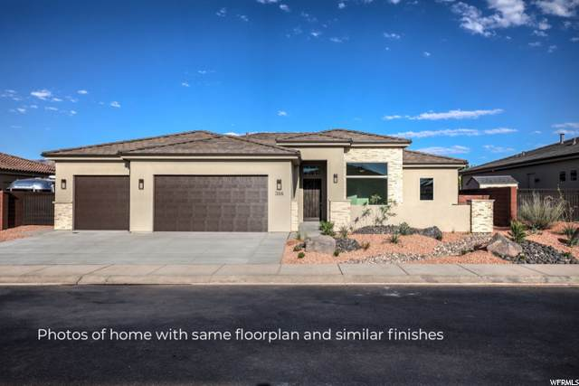 528 W Ocotillo Way #7, Ivins, UT 84738 (#1697433) :: Belknap Team