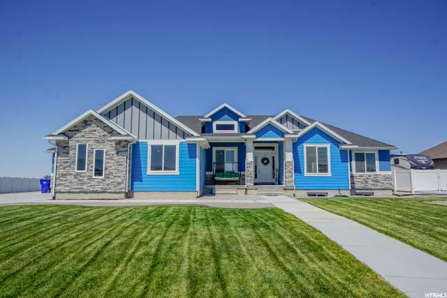 677 E Welles Cannon Rd, Grantsville, UT 84029 (#1697452) :: Doxey Real Estate Group