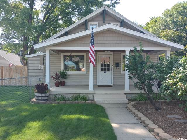 1449 Jefferson Ave, Ogden, UT 84404 (#1697464) :: Colemere Realty Associates