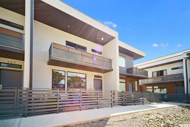 775 N Marmalade Ln, Salt Lake City, UT 84103 (#1697511) :: Utah Best Real Estate Team | Century 21 Everest