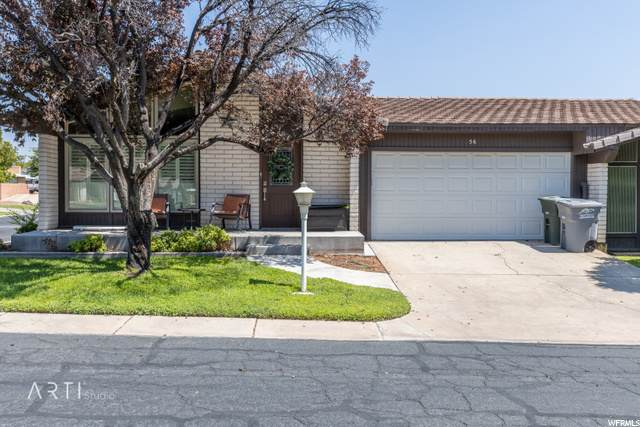 55 E 700 S #56, St. George, UT 84770 (MLS #1697535) :: Lookout Real Estate Group