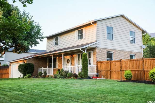 2220 Joni Dr, Layton, UT 84040 (#1697542) :: Big Key Real Estate
