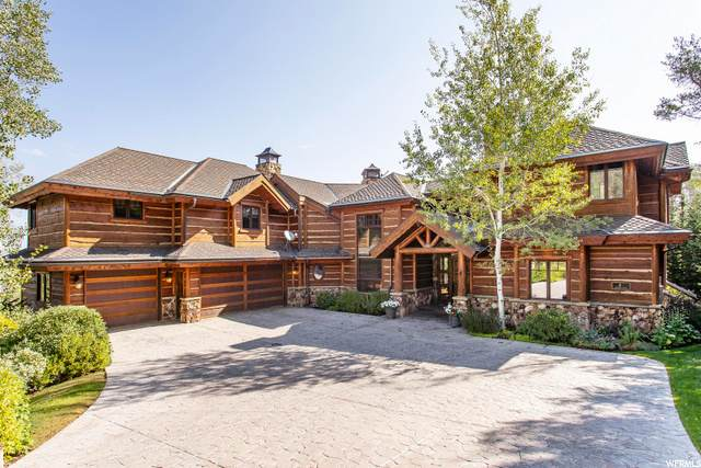 4 Hawkeye Pl, Park City, UT 84060 (#1697565) :: Livingstone Brokers